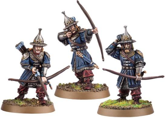 Arqueros de la Guardia de la Ciudad del Lago